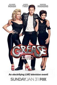 Domani sera sul canale Americano #FOX andrà in onda il musical #Grease! Promo: http://on.fb.me/1nVeL7H