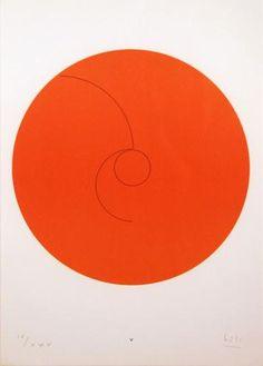V, from the portfolio Max Bill 16 Constellations   1974