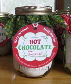 Sohl Design: Homemade Christmas Gift Ideas