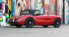 1954 Austin-Healey 100