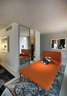 Mama Shelter Hotel Istanbul Design by Philippe Starck http://mymagicalattic.blogspot.com.tr/2014/01/mama-shelter-hotel-istanbul-design-by.html