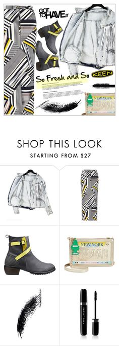"""""""So Fresh and So Keen: Contest Entry"""" by meyli-meyli ❤ liked on Polyvore featuring MDKN, Dorothy Perkins, Keen Footwear, Betsey Johnson, Marc Jacobs and keen"""