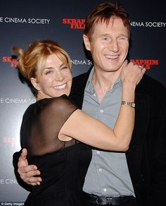 Liam Neeson opens up about his grief after wife Natasha Richardson's death in a freak skiing accident Liam Neeson, Oscar Nominated Movies, Natasha Richardson, Celebrities Who Died, The Taken, Cinema, Hollywood Couples, Sad Day, Recent Events