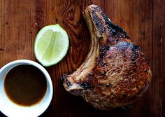 Go light on the salt when seasoning these chops; the marinade is fairly salt, especially after it reduces. Learn how to make this recipe and more in our online cooking class with Sur la Table.