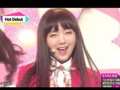 [HOT Debut] Lovelyz - Candy Jelly Love, 러블리즈 - 캔디 젤리 러브, Show Music core...