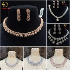 #sets #necklace #earrings #zircon #danglers #highquality #richlook  #Beautiful #lovely #elegant #festive #wedding #trendy #designer #exclusive #statement #latest #design #ethnic #traditional #modern #indian #divaazfashionjewellery available Grab them fast 😍😍 Inbox for orders & more details plz Or mail at npsales421@gmail.com Festive, Ethnic, Crochet Necklace, Necklaces, Indian, Traditional, Elegant, Detail, Modern