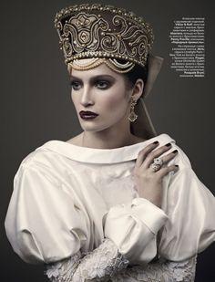 Fashiontography: Marta Berzkalna by Mariano Vivanco