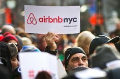 Airbnb Ends Fight With New York City Over Fines The short-term room rental service settled a lawsuit it had filed over a state law that it said could have deterred hosts and impaired its revenues. Technology Hotels and Travel Lodgings