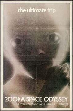 """2001: A Space Odyssey (MGM, R-1971). One Sheet (27"""" X 41"""")"""