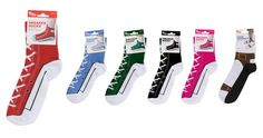sukat koossa 40, punaiset 6,90 Silly Socks, Sneakers, Beauty, Fashion, Funny Socks, Trainers, Beleza, Moda, Fashion Styles