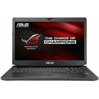Laptop ASUS G750JM-T4117D, Intel Core i7-4700HQ, 1TB HDD+256GB SSD, 16GB DDR3L, nVidia GeForce GTX860M 2GB, FreeDOS