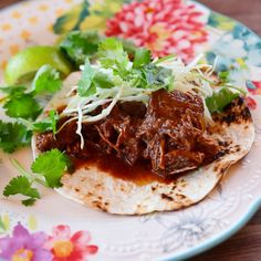 Braised Beef and Red Chiles By Ree Drummond