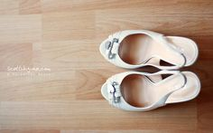 Bride's shoes Photo © Valentina Mazza - www.scattidigioia.com