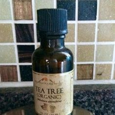 Essential Oils to make a Homemade Fly Spray  1 Spray Bottle (Mine is 12 ounces) 2/3 Cup of White Vinegar 1 3/4 Cup of Water 10 Drops of Tea Tree Essential Oil (Melaleuca) 10 Drops of Lavender Essential Oil