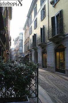 Brera - Milano: mi piace, molto!!!