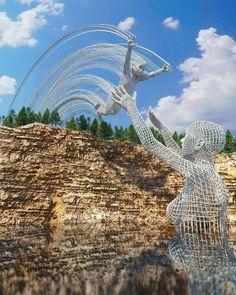 Mirage – Les étonnantes sculptures virtuelles de Chad Knight | Ufunk.net