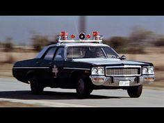 '73 Dodge Polara in The Sugarland Express