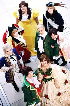 Hetalia: Group by Amapolchen.deviantart.com on @deviantART