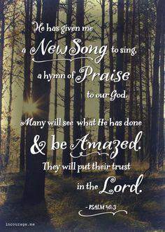 Psalm 40:3