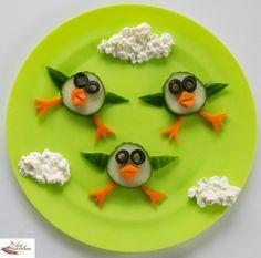 Cucumber Chicks