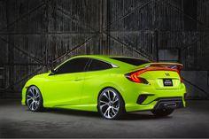 Honda Civic Concept 3