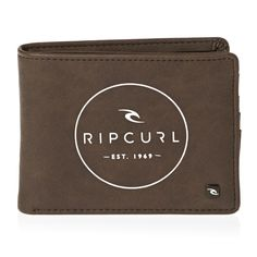 Rip Curl Wallets - Rip Curl Circuit Pu All Day Wallet - Brown