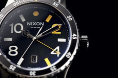 Nixon X Palacio De Hierro LTD Diplomat. Do want.