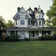 Elevation, Charles T. Holt House, Haw River, North Carolina