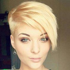 Die Haare werden schon wieder etwas länger und Du möchtest einen neuen Kurzhaarschnitt? Wähle eine dieser 12 tollen Kurzhaarfrisuren!