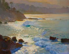 Oil Paintings by Ray Roberts. Seascapes, Landscapes, Figurative, Sketches and Archived paintings.