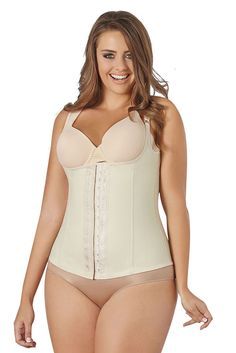 6f5361dfb4c Cocoon Plus Size Anti-Allergic Waist Trainer to Size 5X - Fajas  Cocoon