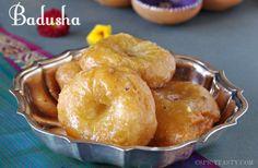 Badhusha - Balushahi   Spicy Tasty