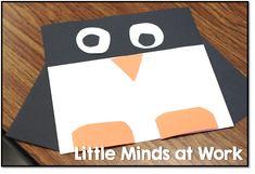 Little Minds at Work: Penguin recap, MLK Peek at my week!