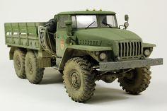 TRACK-LINK / Gallery / Ural 4320 Truck