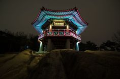 Flight Madrid to Seoul 376 EUR