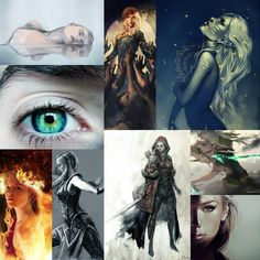 Heir of Fire: Celaena Sardothien  TOG Throne of Glass