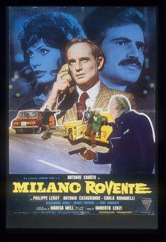 """""""Milano rovente"""" di Umberto Lenzi, 1973. http://www.dvd-store.it/DVD/DVD-Video/Pag-1/Cerca.aspx?ValoreRic=milano+rovente#242;"""