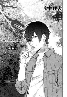 Kurose | Ten Count by Takarai Rihito - MangaHere Mobile chapter 35