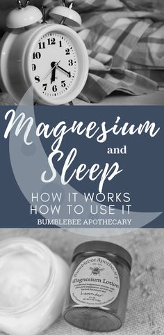Who doesn't want amazing sleep each night? Let's explore the connection between magnesium and sleep. I'm a big fan of magnesium. Natural Health Remedies, Herbal Remedies, Home Remedies, Natural Cures, Natural Beauty, Magnesium Benefits, Magnesium Supplements, Magnesium Deficiency, Magnesium For Sleep
