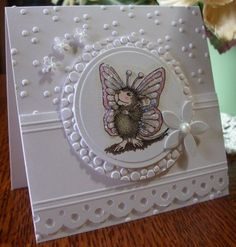 7/26/2009; Lynette at 'My Stamping Addiction' blog; love the House Mouse!