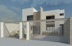 fachada de casas modernas de dos pisos - Buscar con Google