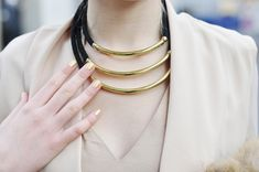 DIY ACCESSORY INSPO | Three gold