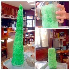 タワーかき氷 500円