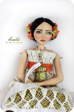 Art Dolls by Du Buh Du Designs - Shop Update Pt. 2