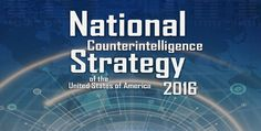 ARCHIVE - IISCA: USA counterintelligence strategy policy for 2016