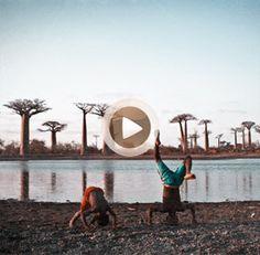 Vídeo 23 Madagascar – La increíble avenida del baobab de Madagascar