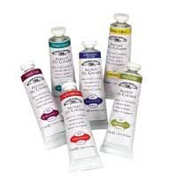 Over stocked colours at Half Price,  Cadmium Yellow Deep , Cadmium Red , Permanent Mauve,  Artist Oil Colour 37ml tubes Winsor and Newton