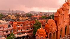 Jaipur | जयपुर | جے پور : The Pink City in Rājasthān