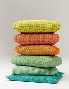 Polyester fibre sofa cushion Cushion - @paola_lenti