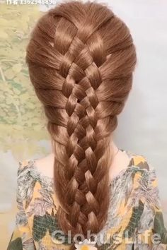 Hairdo For Long Hair, Bun Hairstyles For Long Hair, Braided Hairstyles, Wedding Hairstyles, Hairstyles Videos, Hair Style Vedio, Hair Upstyles, Brown Blonde Hair, Hair Videos